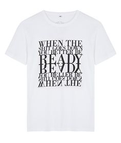 Be Ready. via The Cools St Style, Note To Self, Clothes Horse, Swagg, Inspirational Quotes, Unisex, Thoughts, Words, Mens Tops
