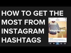 Hashtags on Instagram: Marketing and Business Benefits, #instagram #socialmedia Marketing Tools, Social Media Marketing, Hashtags, How To Get, Tech, Tutorials, Website, Business, Instagram