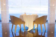 Sternerestaurant auf Teneriffa: El Rincón de Juan Carlos - The Chill Report Coral, Bar Stools, Furniture, Home Decor, Gourmet, Teneriffe, Sevilla Spain, Luxury, Bar Stool Sports