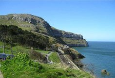 This is where the album title was conceived... The Great Orme, Llandudno, Wales