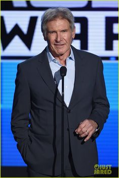 Harrison Ford is the actor that played Han Solo