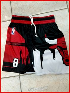 Nba Basketball Shorts, Chicago Bulls Basketball, Basketball Uniforms, Basketball Jersey, Teen Fashion Outfits, Sport Outfits, Jersey Designs, Estilo Tomboy, Jersey Outfit