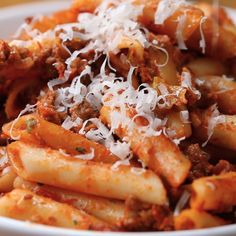 Creamy Sausage Bolognese Recipe by Tasty