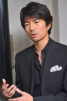 仲村トオル Japanese Icon, Japanese Love, Japanese Artists, La Mans, Gentleman Style, Korean Actors, Comedians, Asian Beauty, Hairstyle