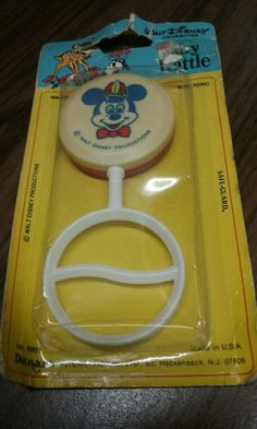Vintage mickey mouse baby #5