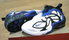 Air Tuned Swoopes - Sheryl Swoopes, Nike, 1995 Sheryl Swoopes is the first women's basketball player to have a Nike shoe named after her.