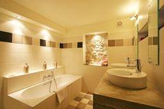 niche dans mur on pinterest salons cubes and deco. Black Bedroom Furniture Sets. Home Design Ideas