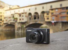 Uma câmara não se mede aos palmos  -  High-Tech Girl    PowerShot G7 X, da Canon