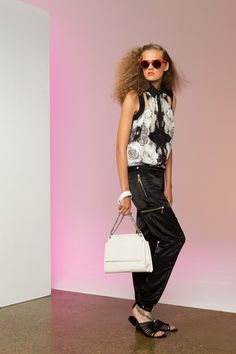 Spring 2014 Ready-to-Wear L.A.M.B. | tbhunkydory