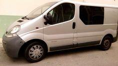 Renault trafic como nissan primastar y la opel vivaro  diesel motor 1. 9 D 6 violicidades gasta muy poco gasoil seis marchas seis plazas todas extras en perfectas condiciones de motor y de chapa esta muy bien consevada practicamente como nueva no ha llevo