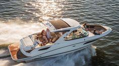 Sea Ray 350 SLX: Day Boat Gone Wild.