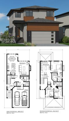 1853 sq. ft, 3 bedroom, 2.5 bath.