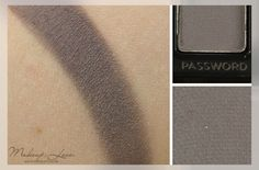 Urban Decay Naked Smoky Palette   Password