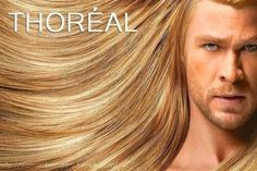 because he's worth it   I laughed so hard.
