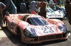 Porsche 917/20 Le Mans - Stuttcars.com 1971 Le Mans 24H, before start