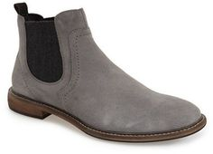 $99, The Rail Kingston Chelsea Boot. Sold by Nordstrom. Click for more info: https://lookastic.com/men/shop_items/342818/redirect