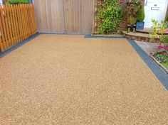 resin driveways cost per square meter - Google Search