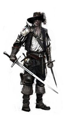 Tagged with art, drawings, fantasy, roleplay, dungeons and dragons; Dark Fantasy, Fantasy Male, Fantasy Warrior, Fantasy Rpg, Medieval Fantasy, Larp, Character Concept, Character Art, Concept Art