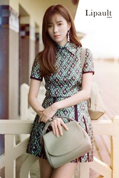 Han Hyo Joo - Lipault (S/S '17)