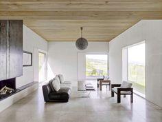 moderne fertighäuser mit holz - ihr wohntraum mit einem fertighaus ... - Wohnzimmer Modern Holz