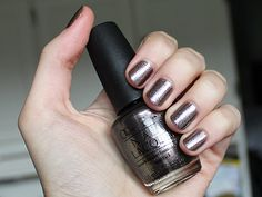 OPI - The World is Not Enough, part of the Skyfall James Bond collection