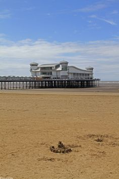Grand Pier, Weston-super-Mare. Burned down a few years ago. They have replaced it, but I haven't seen it yet.