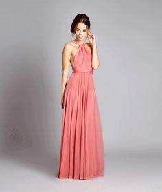 43ed407b6d Multiway Maxi Dress Sash, Bridesmaid, Multi Way Dress, Fashion Trends,  Suits,