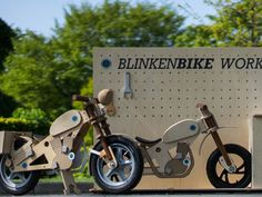 Blinkenbike - More than just a balance bike project, See it on Kickstarter