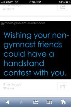 Gymnast problems