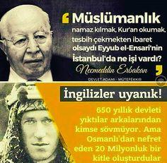 Toplum olarak çok cahiliz kimseye söyleyecek sözümüz yok.... Allah Islam, Personal Development, Istanbul, Psychology, Religion, Education, Quotes, Life, Good To Know