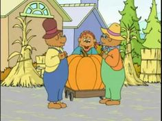 Video: The Berenstain Bears-The Prize Pumpkin-Part 2 of 2-Thanksgiving | Educational Video | WatchKnowLearn Educational Videos | WatchKnowLearn