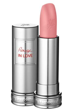 #Lancome 'Rouge in Love Boudoir Time' Lipstick Sweet Embrace New collection Spring 2013 $25.00