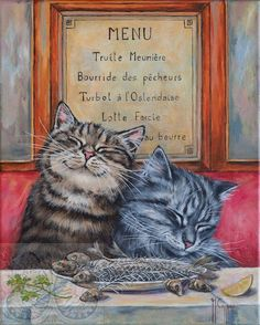 Cats in love Cute Cats And Dogs, I Love Cats, Crazy Cats, Cool Cats, Cats And Kittens, Beautiful Cats, Animals Beautiful, Cute Animals, Maurice Careme