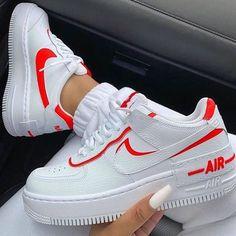 Cute Nike Shoes, Cute Sneakers, Sneakers Nike, Casual Sneakers, Jordan Sneakers, Nike Custom Shoes, Adidas Shoes, Cool Womens Sneakers, Colorful Nike Shoes