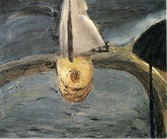 Александр Древин Барки. 1932