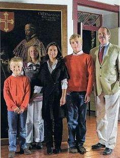 Família Real de Portugal..