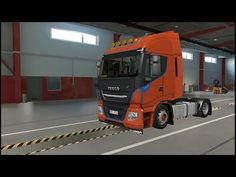 American Truck Simulator, Euro, Trucks, Truck