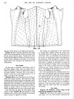 jacket patternmaking