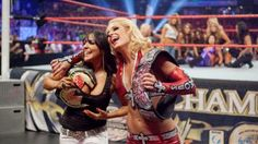 Diva Double Trouble: Classic Diva Tag Teams - photos #WWE