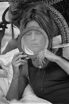 "Circle Screen by Terry O'Neill. French actress Brigitte Bardot during the filming of The Novices (Les Novices, 1970) directed by Guy Casaril in France.  Limited Edition(black and white) Silver Gelatin Signed and Numbered  12"" x 16"" / 16"" x 20""  20"" x 24"" / 20"" x 30""  24"" x 34"" / 30"" x 40"" / 40"" x 60"" / 48"" x 72""  For questions or prices please contact us at info@igifa.com"