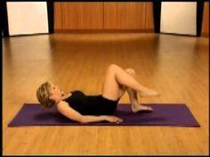 01 Basic Yoga Workout for Dummies Part 6 - YouTube