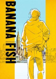 Classic Shoujo Manga Banana Fish to Get Anime Adaptation Otaku Anime, Manga Anime, Poster Wall, Poster Prints, Poster Anime, Japanese Poster Design, Anime Triste, Les Beatles, Applis Photo
