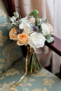 A rustic yet elegant touch - by Coquette Designs; photo by Andreea Alexandroni