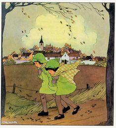 Marie (Rie) Cramer was een Nederlandse illustratrice, boekbandontwerper en schrijfster (1887 - 1977)