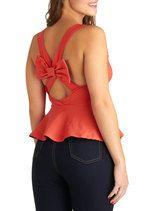 Oh My Glam! Top | Mod Retro Vintage Short Sleeve Shirts | ModCloth.com