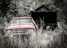 """""""Chevy at the end of a long day"""" DEWarwick Photography"""