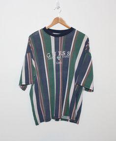 vintage+guess+jeans+usa+basic+jeans+striped+t+shirt+.jpg 500×611 pixels