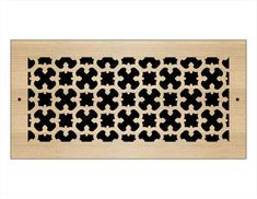 Laser Cut Wood Grilles | Pacific Register Company Laser Cut Wood, Laser Cutting, Wall Vent Covers, Types Of Wood, Animal Print Rug, Finding Yourself, Ceiling, How To Plan, Pattern