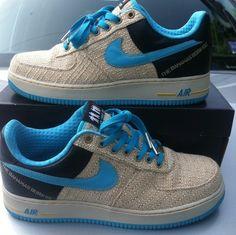 Fresh Air Force Ones