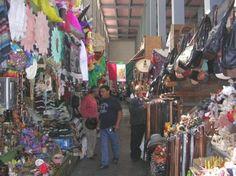 Ciudad Juarez, Mexico - Mercado